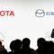 Mazda et Toyota lancent une coentreprise aux États-Unis