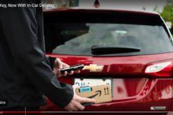 Amazon livrera directement dans votre coffre de voiture