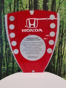 Honda de la capitale