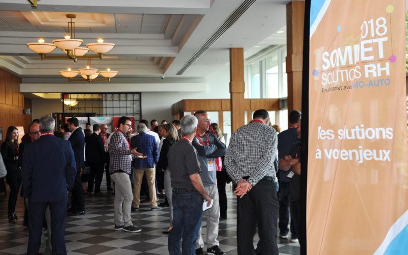 Sommet 2018 solutions RH du CSMO-Auto : Savoir, conflit et reconnaissance