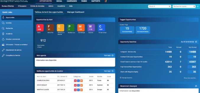 AutoAlert:  Identifier les clients qui sont mûrs