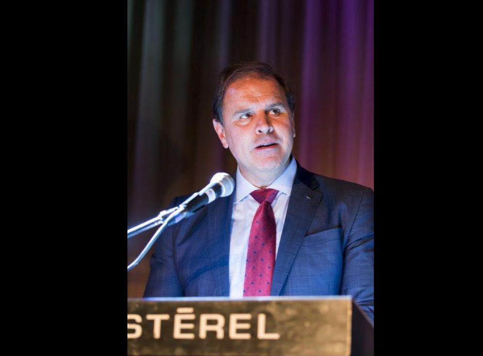 Pierre Langevin, directeur général pour l'Est du pays depuis janvier 2009.