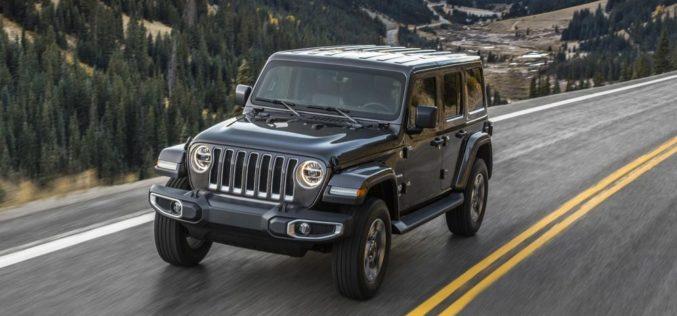 Le Jeep Wrangler, le VUS compact ayant la meilleure valeur de revente, selon Vincentric