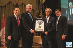 Les 70 ans d'Israël:  Stephen et ses amis !