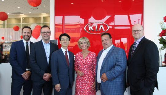 Inauguration officielle de Kia Val-Bélair