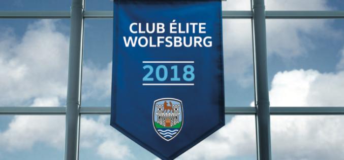 Sept concessionnaires Volkswagen du Québec se méritent la mention Club Élite Wolfsburg 2018