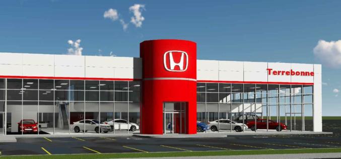 Honda de Terrebonne doublera sa surface d'ici la fin de l'année