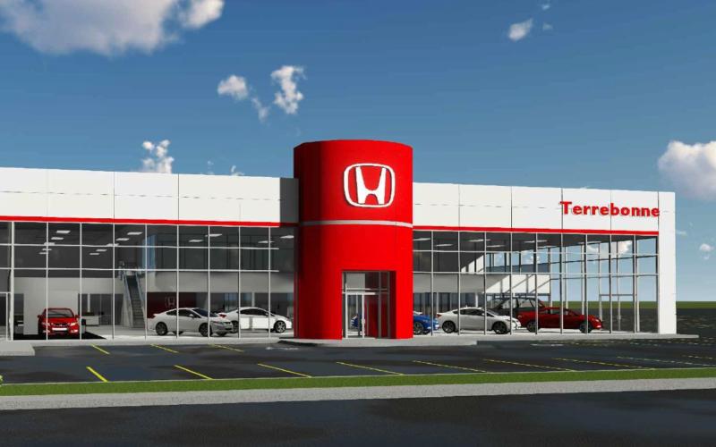 Honda De Terrebonne >> Honda De Terrebonne Doublera Sa Surface D Ici La Fin De L