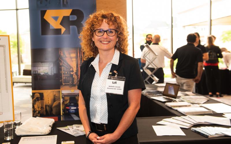 Nathalie Lanctôt, nouvelle directrice des ventes du Québec chez Leader Auto Ressources Inc. (LAR)
