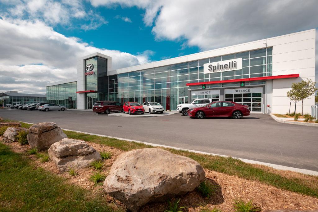 Spinelli Toyota Lachine