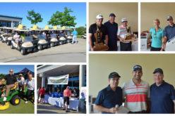Le tournoi de golf annuel de Manheim et UCDA donne le coup d'envoi au Canadian Food Drive