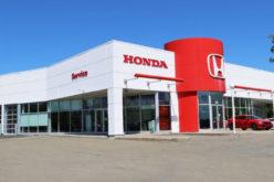 Rénovations terminées chez Donnacona Honda