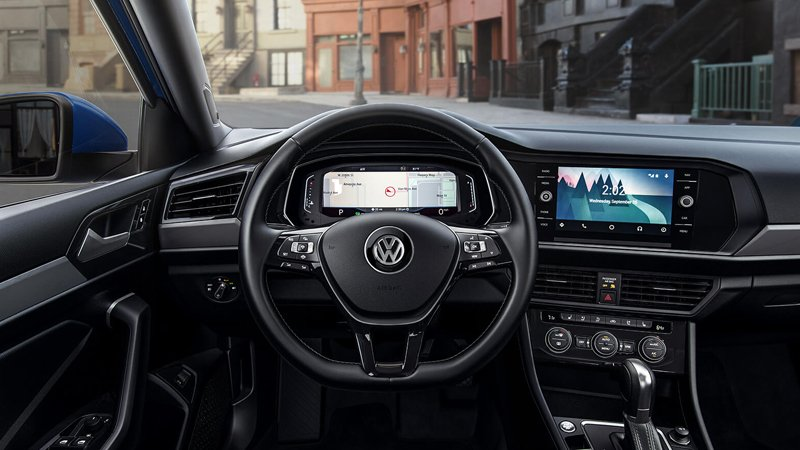 Essai VW Jetta 2019: plus américaine que jamais | AutoMedia