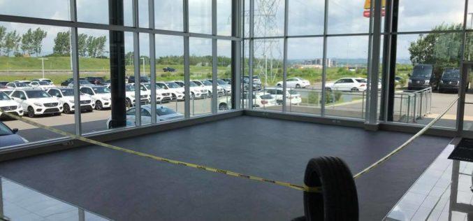 Mercedes-Benz St-Nicolas recevra son Centre de performance AMG