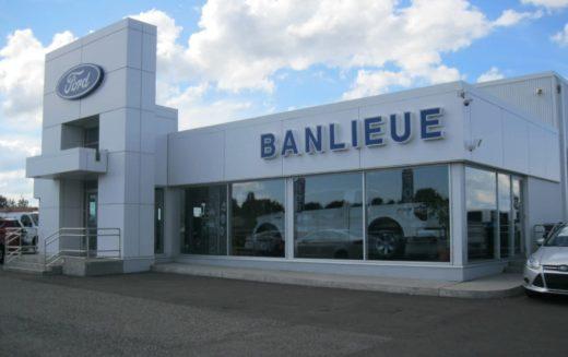 Banlieue Ford : 10e concession du Groupe OD