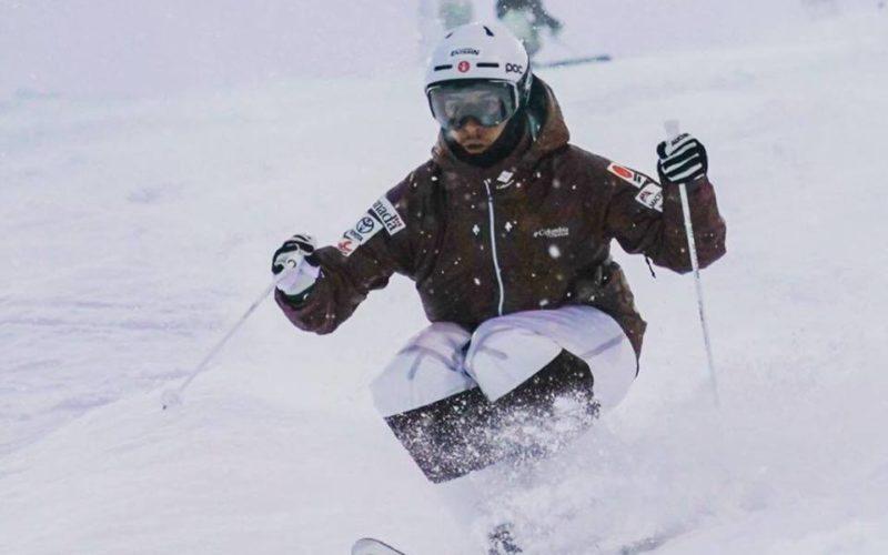Groupe Daigle soutient le skieur acrobatique Laurent Dumais