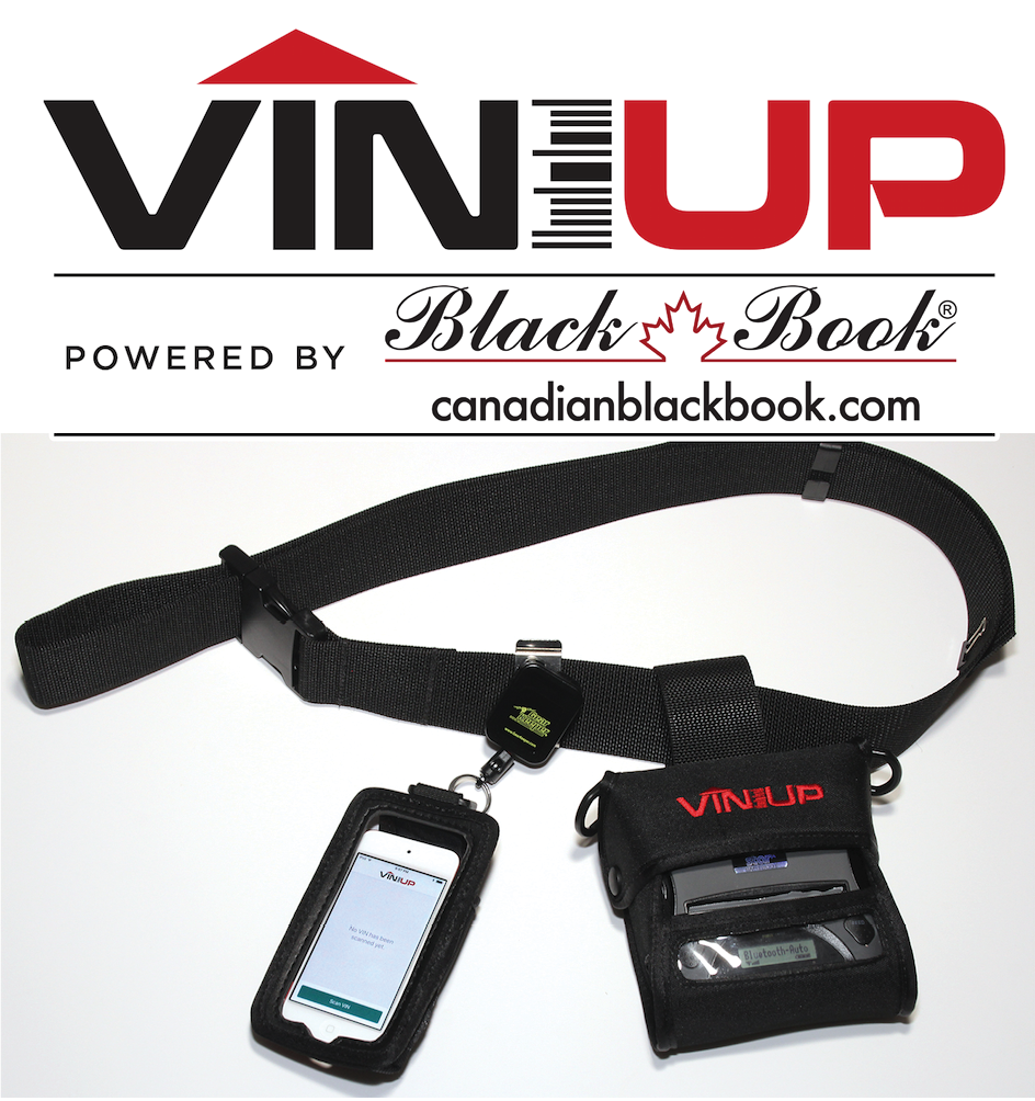 VINUP - Canadian Black Book