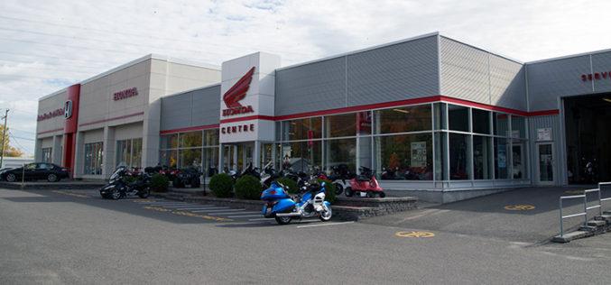 Adrénaline Sports se porte acquéreur du Centre Honda d'Auto Frank et Michel