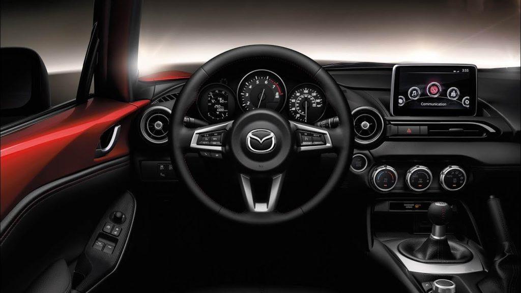 Mazda MX-5 2019 Intérieur