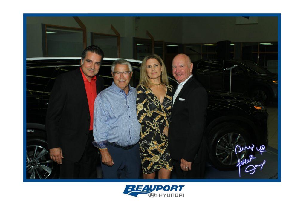 Lancement Hyundai Santa Fe 2019 chez Beauport Hyundai