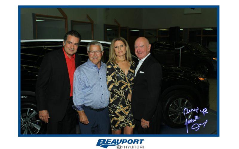Beauport Hyundai célèbre l'arrivée du Santa Fe 2019