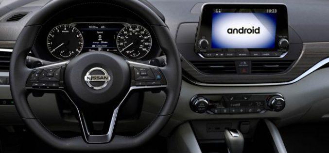 Renault, Nissan et Mitsubishi intégreront le système Android dans leurs véhicules dès 2021