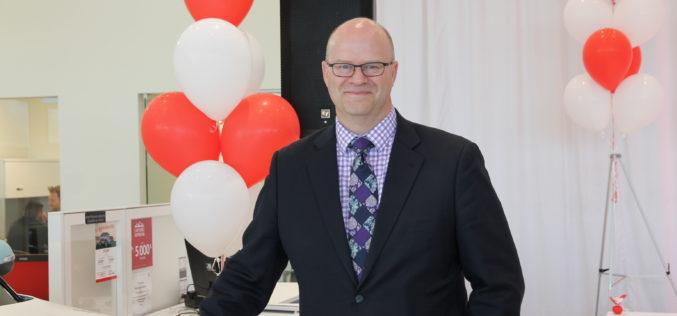 Entretien avec Ted Lancaster, vice-président et directeur de l'exploitation chez Kia Canada