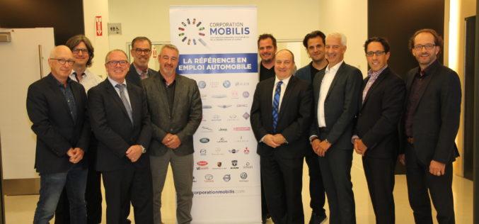 L'Assemblée générale annuelle de la Corporation Mobilis se termine au hockey!
