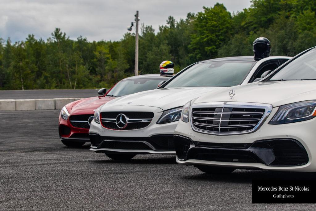Mercedes-Benz St-Nicolas: journée AMG à l'Autodrome Montmagny