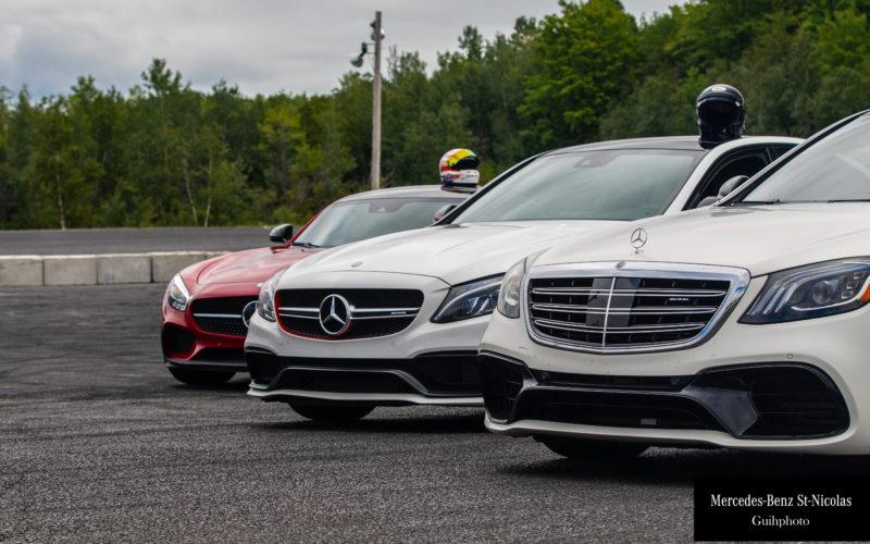 Mercedes-Benz St-Nicolas: Une journée spéciale AMG à l'Autodrome Montmagny