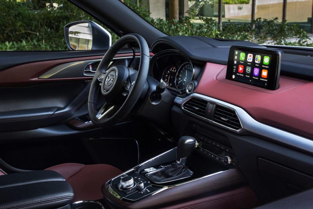 Mazda CX-9 Apple CarPlay