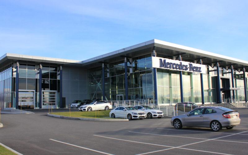 Mercedes-Benz St-Nicolas souffle ses cinq bougies