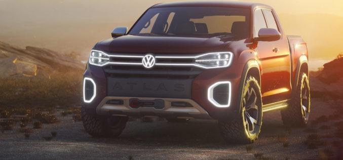 Camionnette Volkswagen Tanoak: moins chère que le Honda Ridgeline?