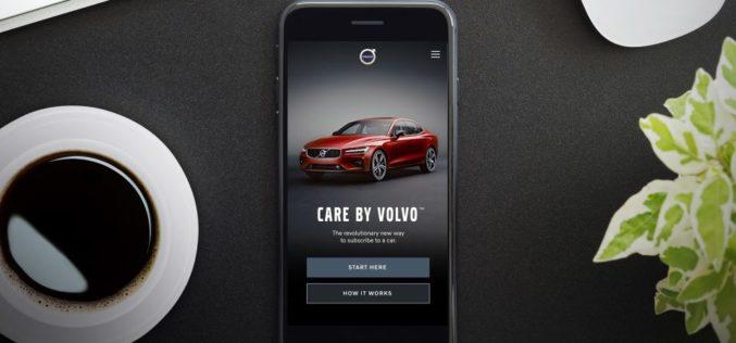 Care by Volvo, une nouvelle façon de posséder un véhicule