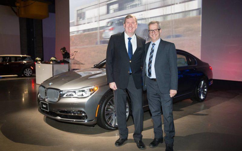 Retraite de Alain Laforest, directeur chez BMW Canada:  Le temps de tourner la page