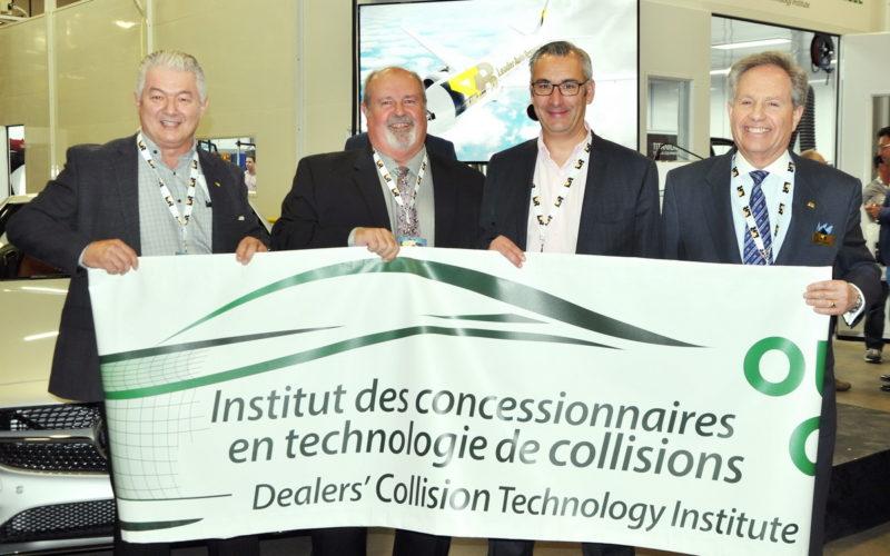 Institut des concessionnaires en technologie de collisions