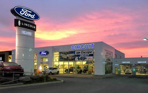 Circuit Ford Lincoln s'engage dans la lutte contre la faim à Montréal-Nord