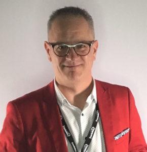 Jean Malbœuf, directeur des ventes pour TradeREV au Québec