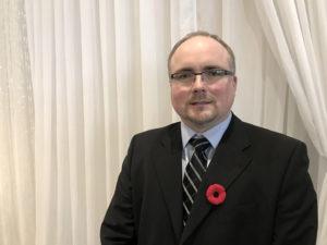 Robert Karwel, directeur principal, PIN/Division automobile pour le Canada.