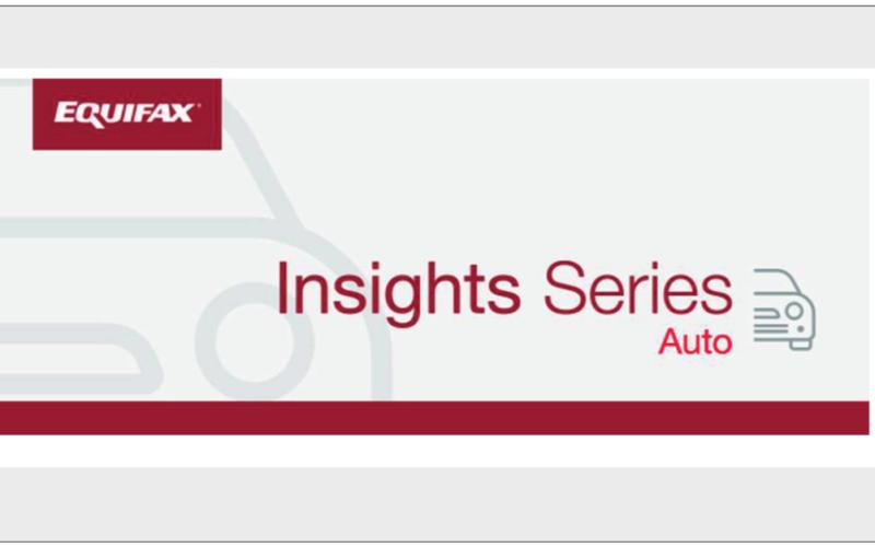 Auto Insight Series par Equifax Canada:L'univers du non-prime