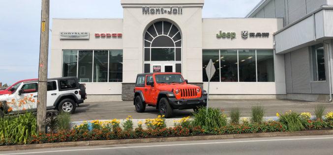 Mont-Joli Chrysler: une concession de plus pour Laplante Auto Groupe