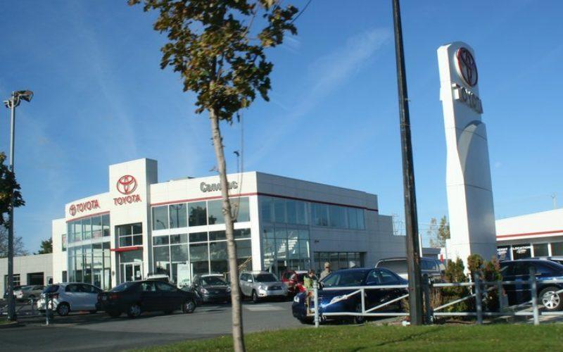 Forte croissance chez HGrégoire Candiac Toyota