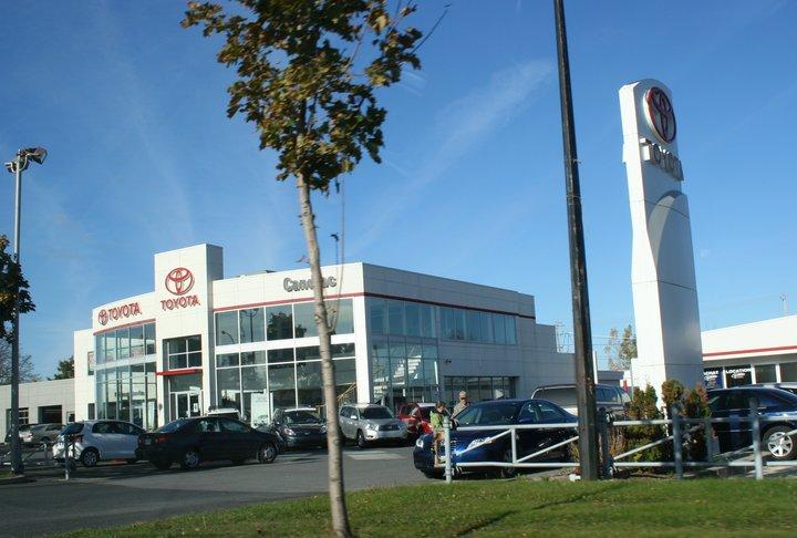 Candiac Toyota HGregoire