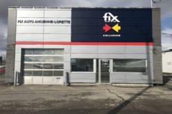 Centre de carrosserie certifié: FixAuto Ancienne-Lorette obtient la certification officielle