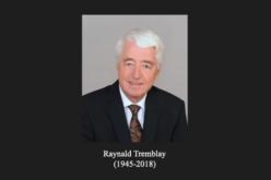 Raynald Tremblay (1945-2018) : Laplante Groupe Auto perd un de ses pionniers