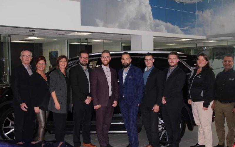 Lallier Ste-Foy bat son record de vente de véhicule d'occasion