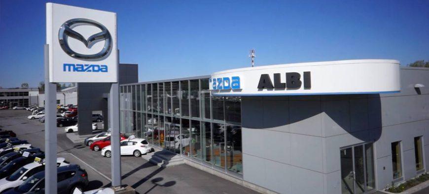 Albi Mazda Laval