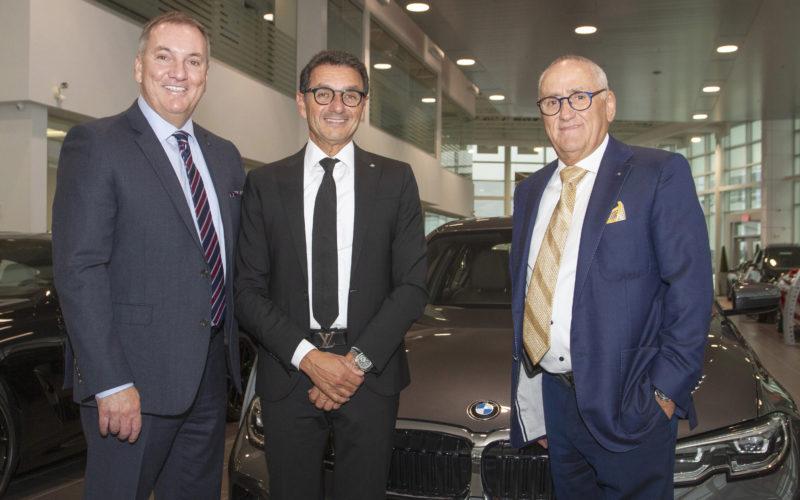 BMW–MINI Ville de Québec et BMW–Lévis changent de mains pour 85 millions $.
