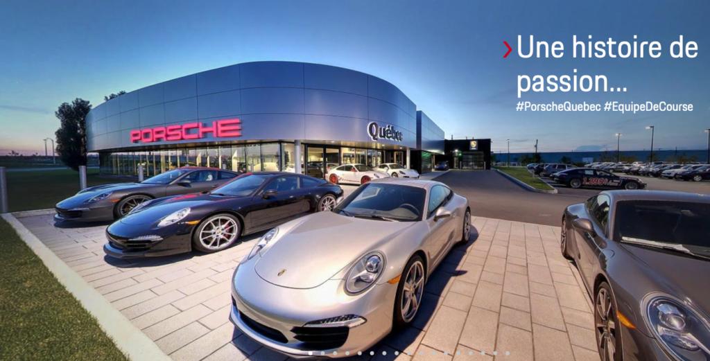 Centre Porsche Quebec