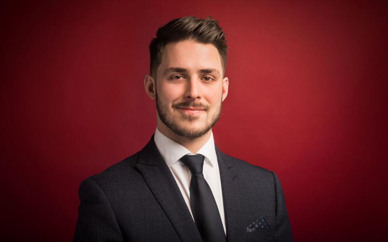 Patrick Ouellette, nouveau directeur des relations à la clientèle au Centre Porsche Québec